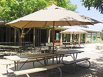 Great food and picnic areas - Texas Group Retreat