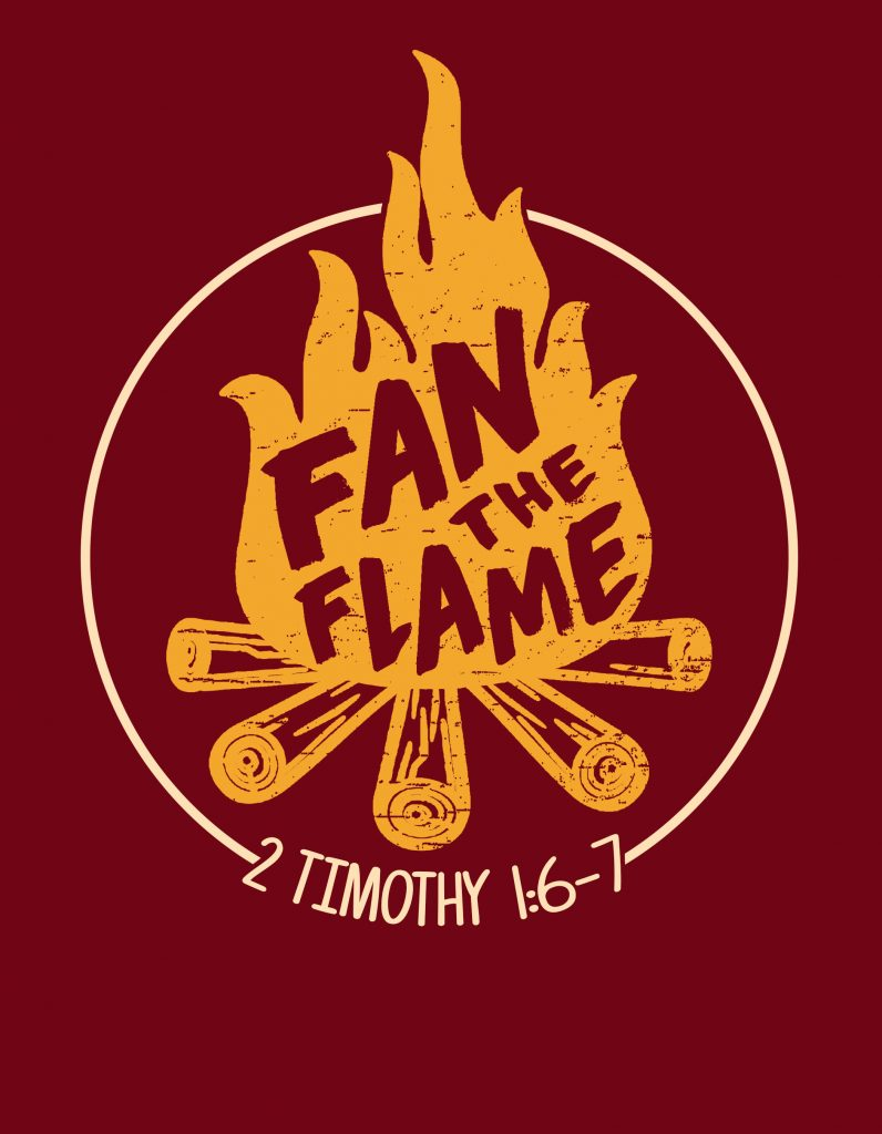 fan the flame front