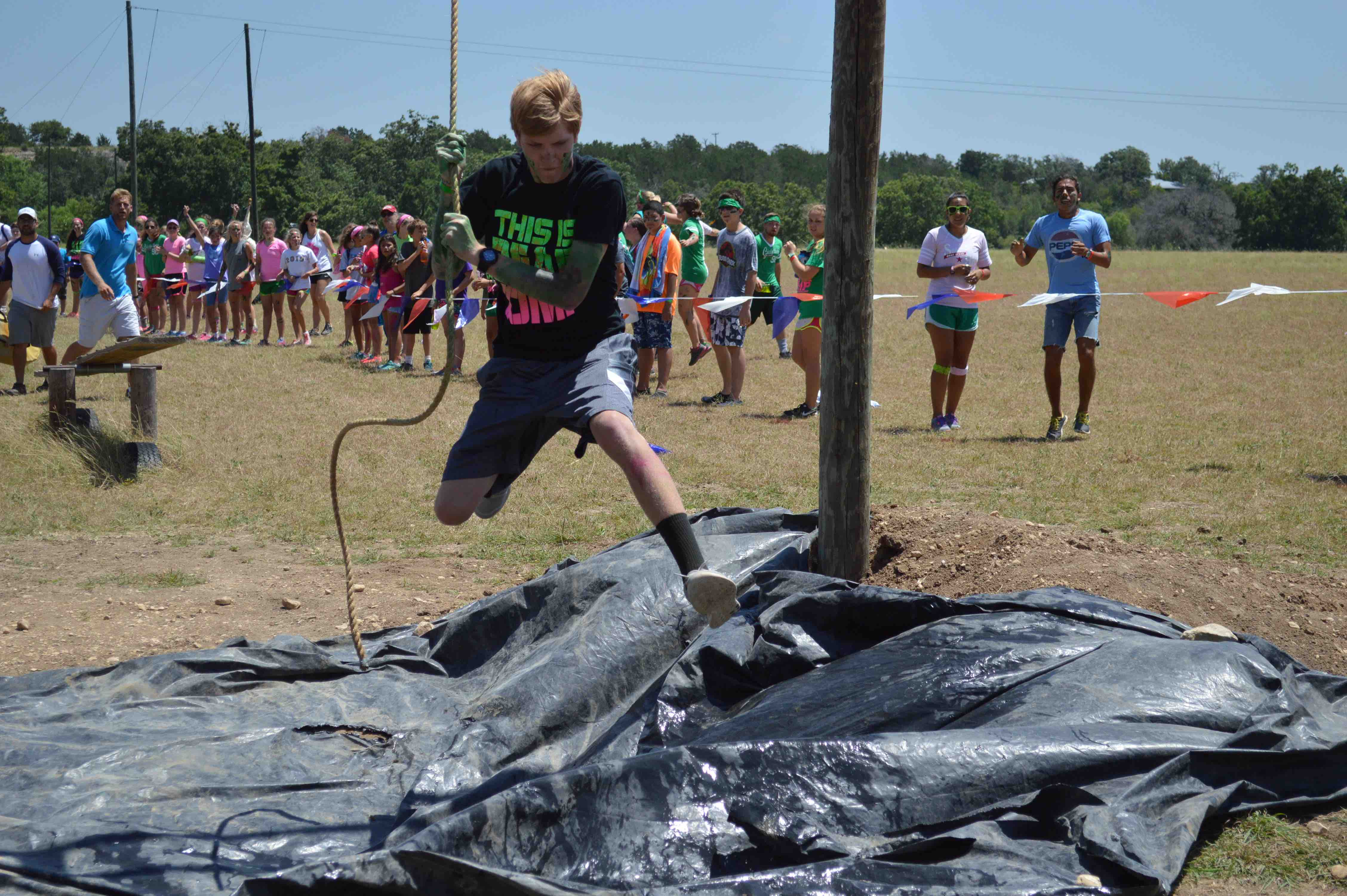 best summer camps in Texas